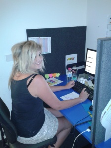 Shelly 'working'!