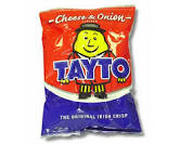 But do they have Taytos there?